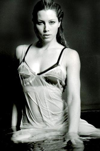 杰西卡-贝尔写真