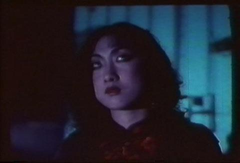 """(""""红衣女鬼""""刘天兰)"""