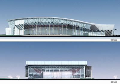 国家体育馆(效果图)