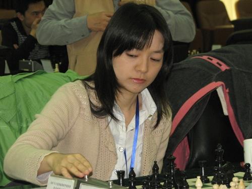 图文:国象联赛第16轮 诸宸最后一战力争取胜