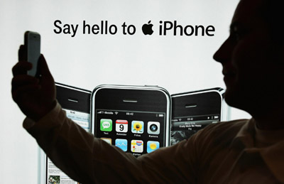中移动在全国EDGE网络的布局,有利于iPhone在华大举铺开  CFP资料