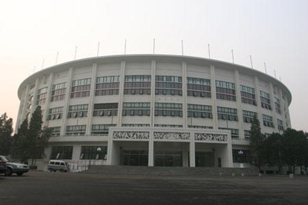 工人体育馆外观