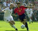 图文:劳尔国家队经典回顾 欧洲杯处子秀