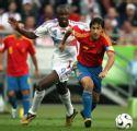 图文:劳尔国家队经典回顾 不敌法国世界杯末战