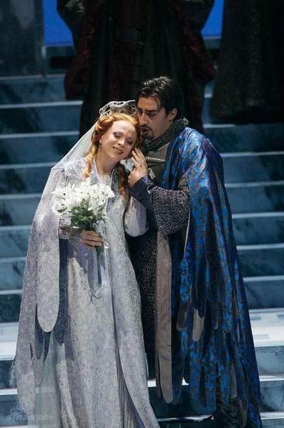 资料图片:国家大剧院演出- 歌剧国王