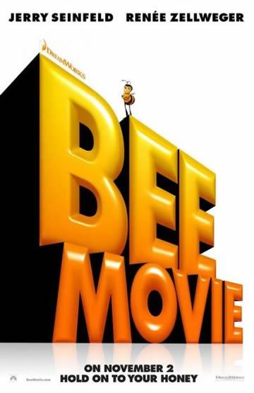 《蜜蜂大电影》:一只小蜜蜂啊