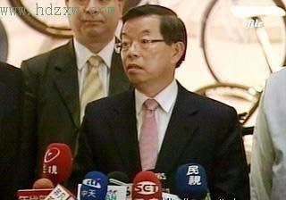 谢长廷与陈水扁首次公开对杠