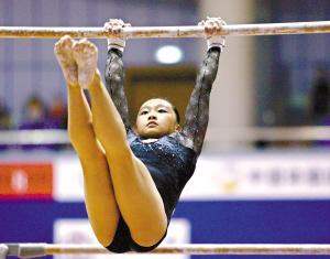 """""""李娅转体""""是第33个以中国人名字命名的体操动作"""