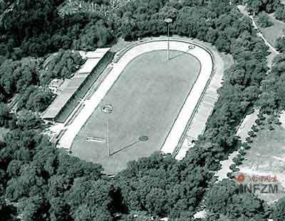 文森纳森林公园内的田径场,大致保留着1900年的面貌。这是为数不多的至今可见的1900奥运比赛场地之一