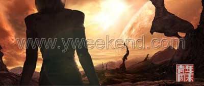 ■科幻电影《最终幻想》的剧照 ◎图片来源于网络