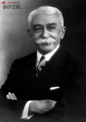 皮埃尔·德·顾拜旦男爵(1863-1937)