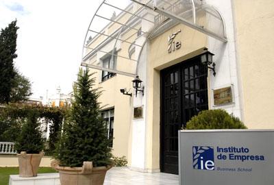 欧洲著名商学院——西班牙ie商学院校园图片