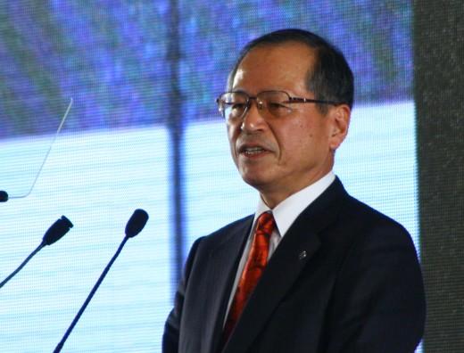 佳能公司全球总裁兼首席运营官内田恒二先生阐述2010年经营目标