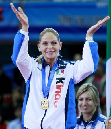 意大利吉奥里获女排世界杯MVP
