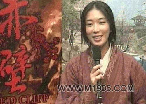 林志玲爱心为她赢得吴宇森赏识