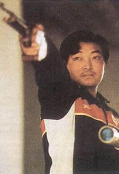 1984年奥运冠军许海峰