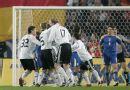 图文:[欧预赛]德国4-0塞浦路斯 德国欢庆