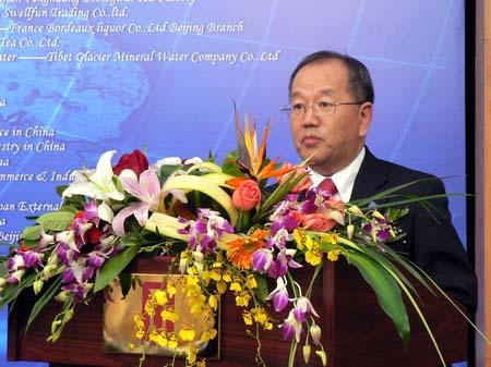 美国德尔福公司的全球副总裁Choon T Chon先生