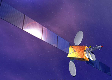 鑫诺二号卫星