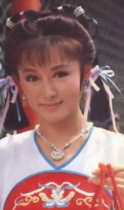 """""""小龙女"""",时年37岁"""
