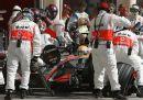 图文:[F1]07赛季巴林站回顾 迈凯轮进站效率高