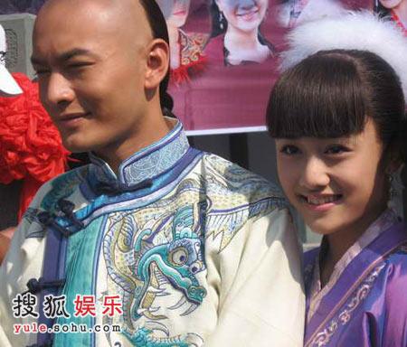 刘芸和黄晓明