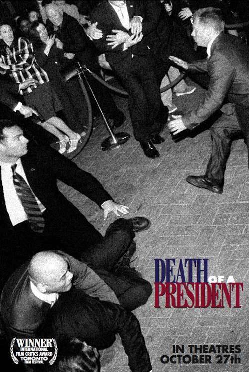 《总统之死》海报