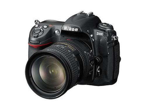 尼康D300上市 11月21日中关村相机价格表