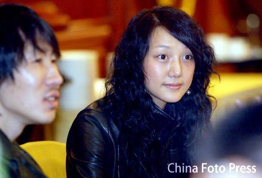 王亮和女友