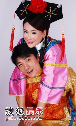 内地波霸杨欣大婚在即 和夫婿调情