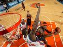 图文:[NBA]勇士队攻破纽约 杰克逊单打库里