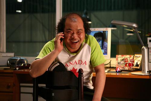 青龙奖最佳男配角提名— 金尚浩《快乐人生》