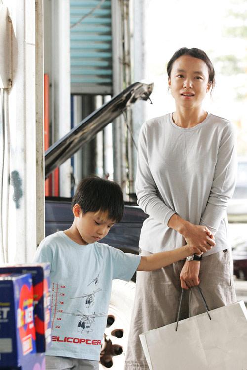 青龙奖最佳女主角提名— 全度妍《密阳》