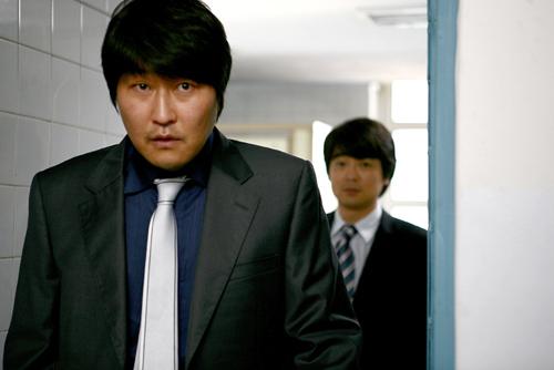 青龙奖最佳男主角提名— 宋康昊《优雅的世界》
