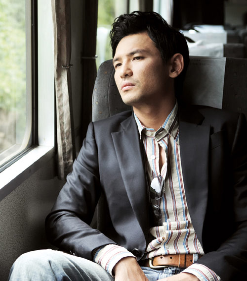 青龙奖最佳男主角提名— 黄正民《幸福》