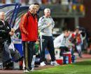 图文:西班牙1-0北爱尔兰 老帅非常冷静