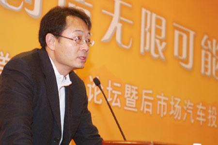 搜狐网副总编、奥运事业部副总经理
