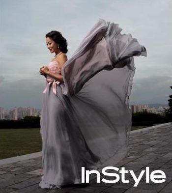 大风吹起幸福的裙角
