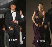 图:最佳男女新人亨利和郑丽媛曾演情侣