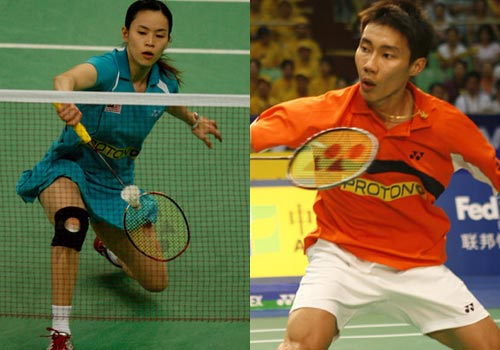 李宗伟最新�:-f_最新动态 2007香港羽毛球公开赛 搜狐独家    中国赛上,黄妙珠李宗伟
