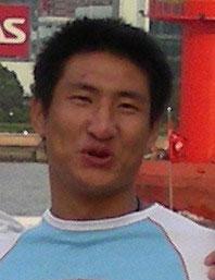 清华大学赛艇队副队长王磊