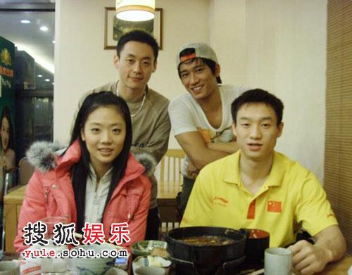 杨威、杨云、队医