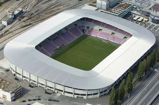 图文:欧洲杯比赛场地介绍 日内瓦球场