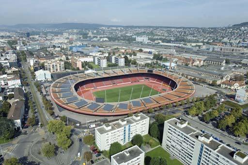 图文:欧洲杯比赛场地介绍 勒特兹格伦德体育场