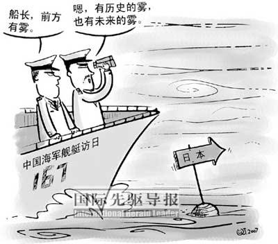 海军简笔画
