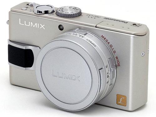 1GB卡原装相机包 松下千万像素LX2促销