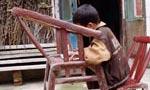 孤儿的学习环境