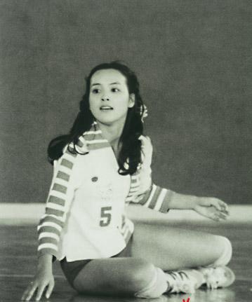 """""""排球女将""""小鹿纯子曾深深震撼了一代人的心灵"""