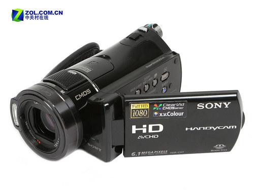 引领DV发展 索尼闪存高清摄像机CX7E评测