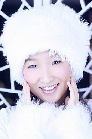 图文:08奥运中国希望星之刘诗雯 美丽可爱